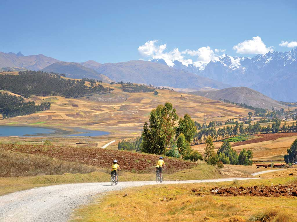 Biking - Peru Multi-Adventure Tour