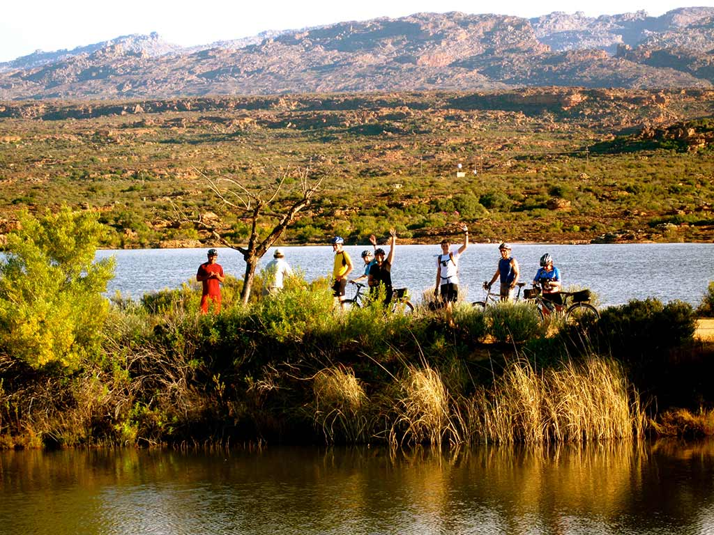 Biking - Backroads South Africa & Botswana Multi-Adventure Tours