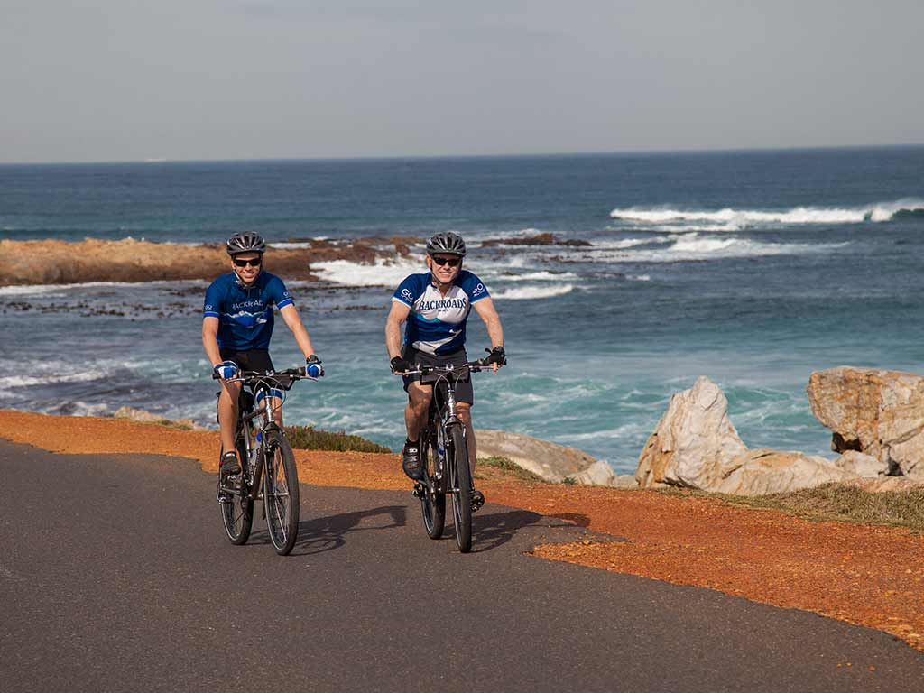 Biking - South Africa & Botswana Family Multi-Adventure Tour