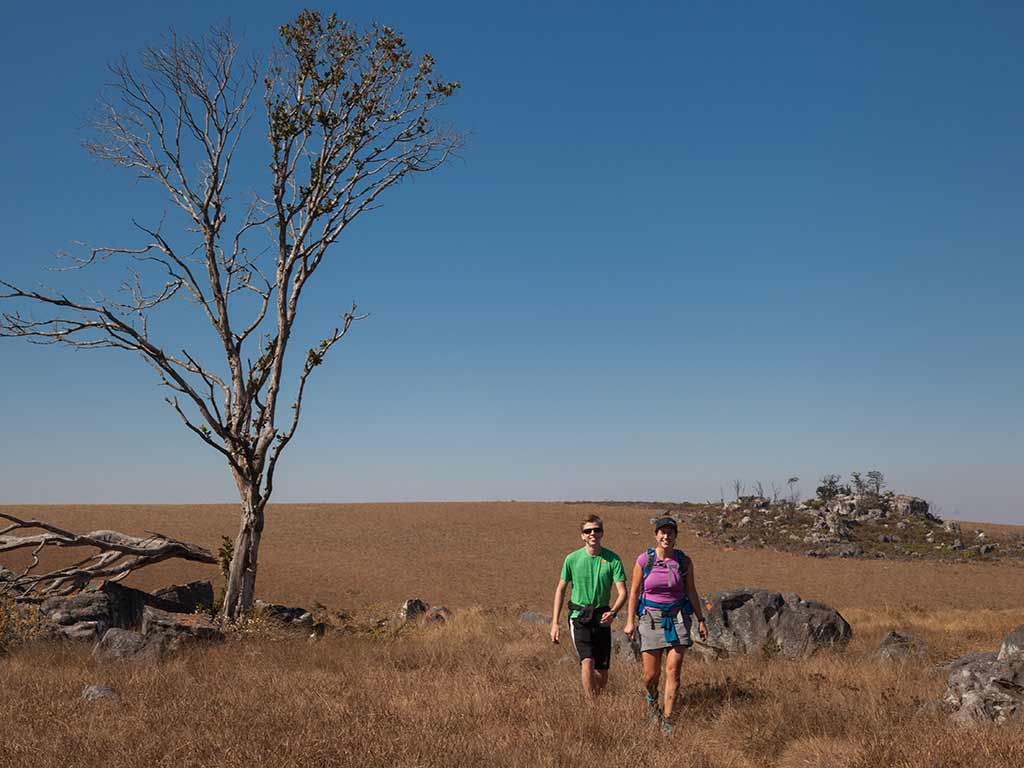 Hiking - South Africa & Botswana Family Multi-Adventure Tour