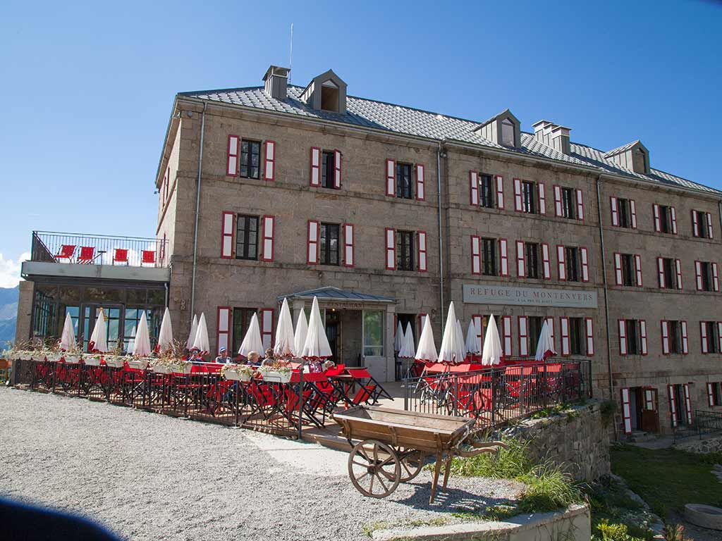 Hotel du Montenvers - Italian, French & Swiss Alps Walking & Hiking Tour