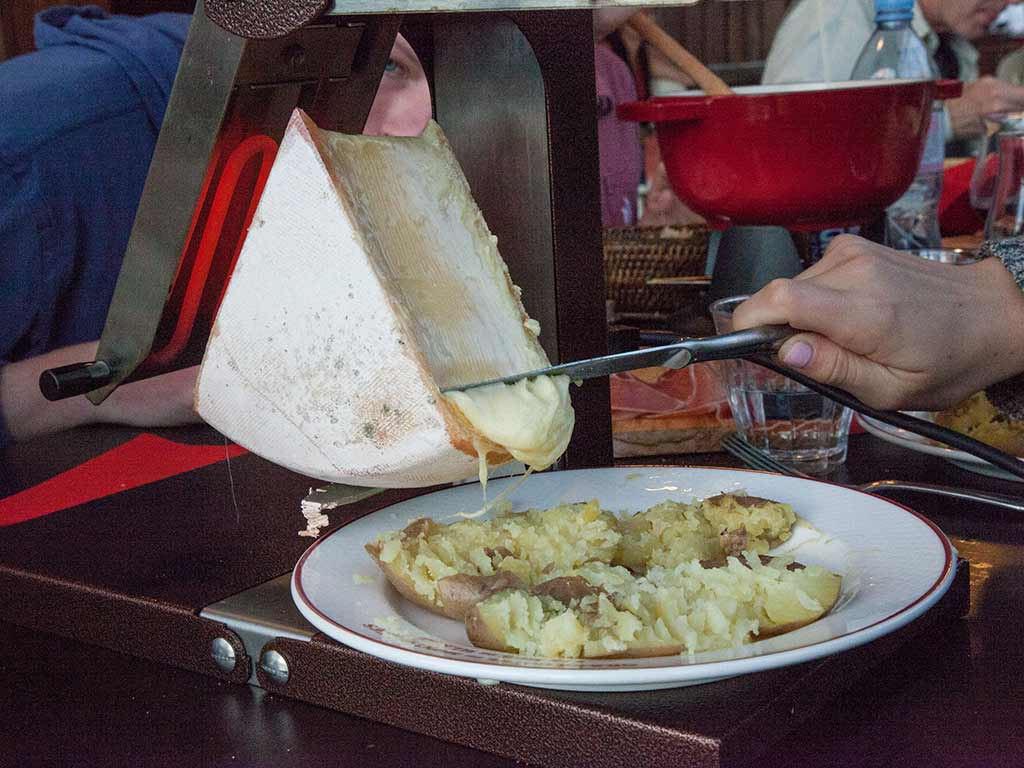 Cheese - Italian, French & Swiss Alps Walking & Hiking Tour