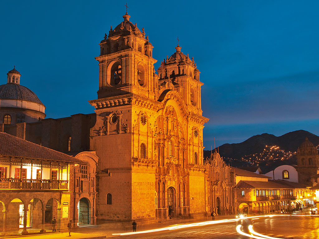 Peru at night - Peru walking and hiking tour