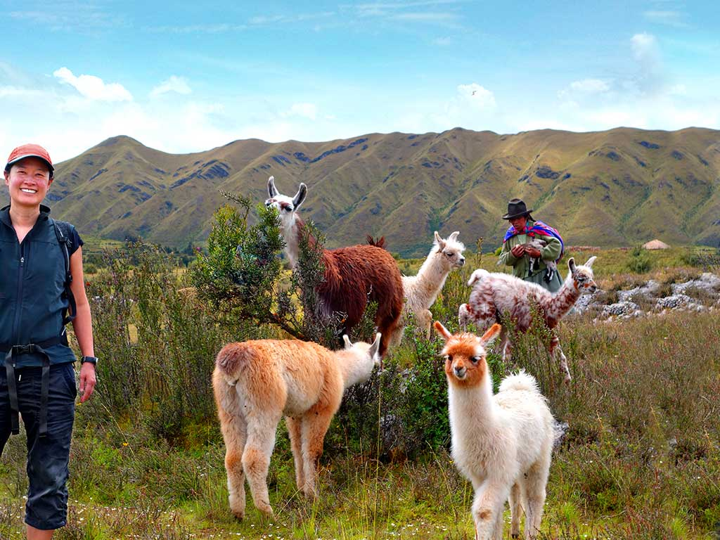 Backroads Peru Family Hiking Tour