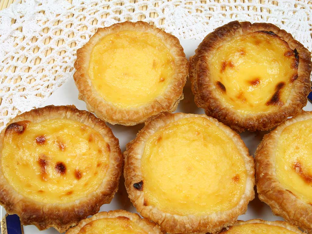 Pastries - Portugal Walking and Hiking Tour