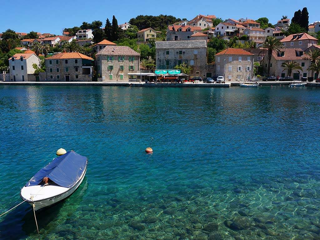 Venice to Croatia Ocean Cruise Bike Tours