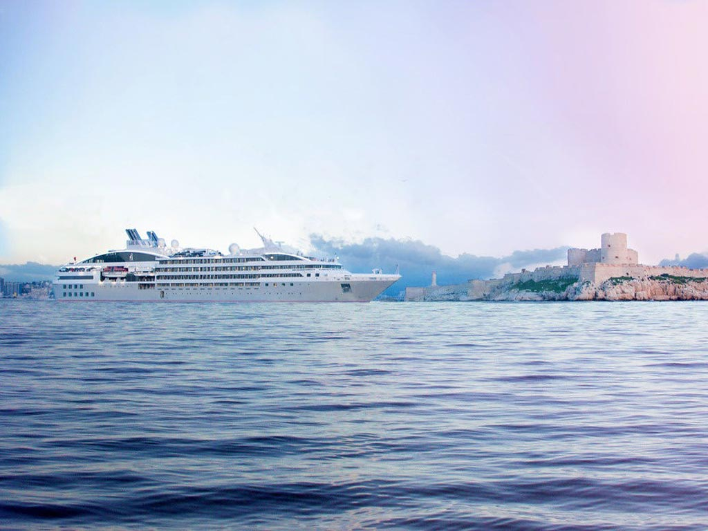 Ponant Cruise Ship - Venice to Croatia Ocean Cruise Bike Tour
