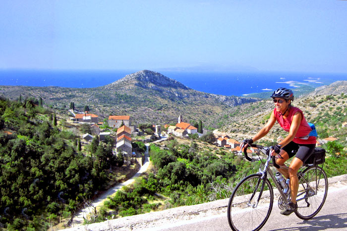 Biking on Backroads Venice to Croatia Ocean Cruise Bike Tour