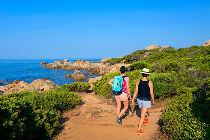 Backroads Sardinia & Corsica Family Multi-Adventure Tour - Older Teens & 20s